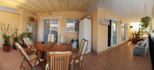Golf Apartment in El Bosque