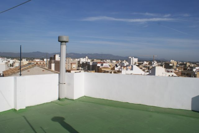 Town House In Lliria With Huge Roof Terrace