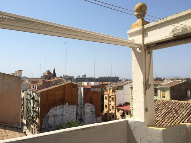 Excellent Penthouse in the Old Town of Valencia